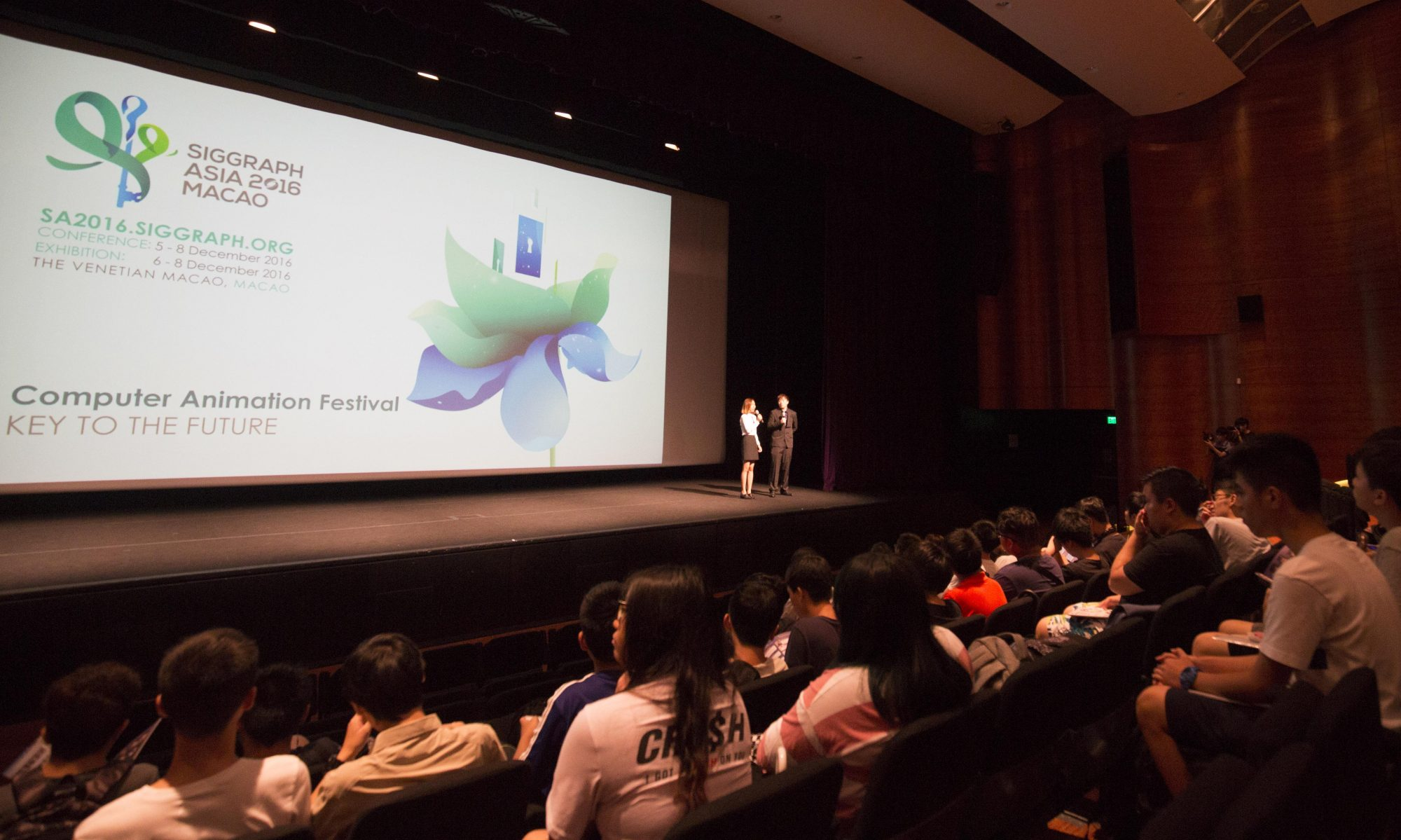 Hong Kong ACM SIGGRAPH